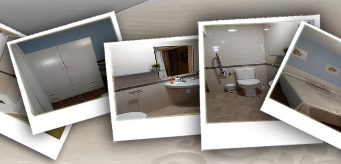 Lunaria - Habitaciones - Casa Rural Maruja - SORIA