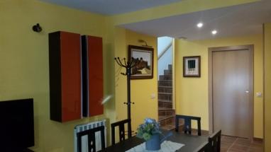 Salón - Casa Rural Maruja - SORIA