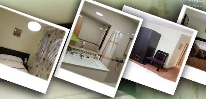 La Vendimia- Habitaciones - Casa Rural Maruja - SORIA